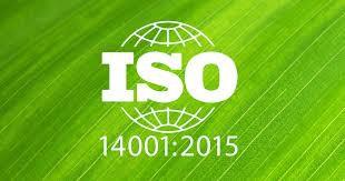 Environmental management system SIST EN ISO 14001:2015
